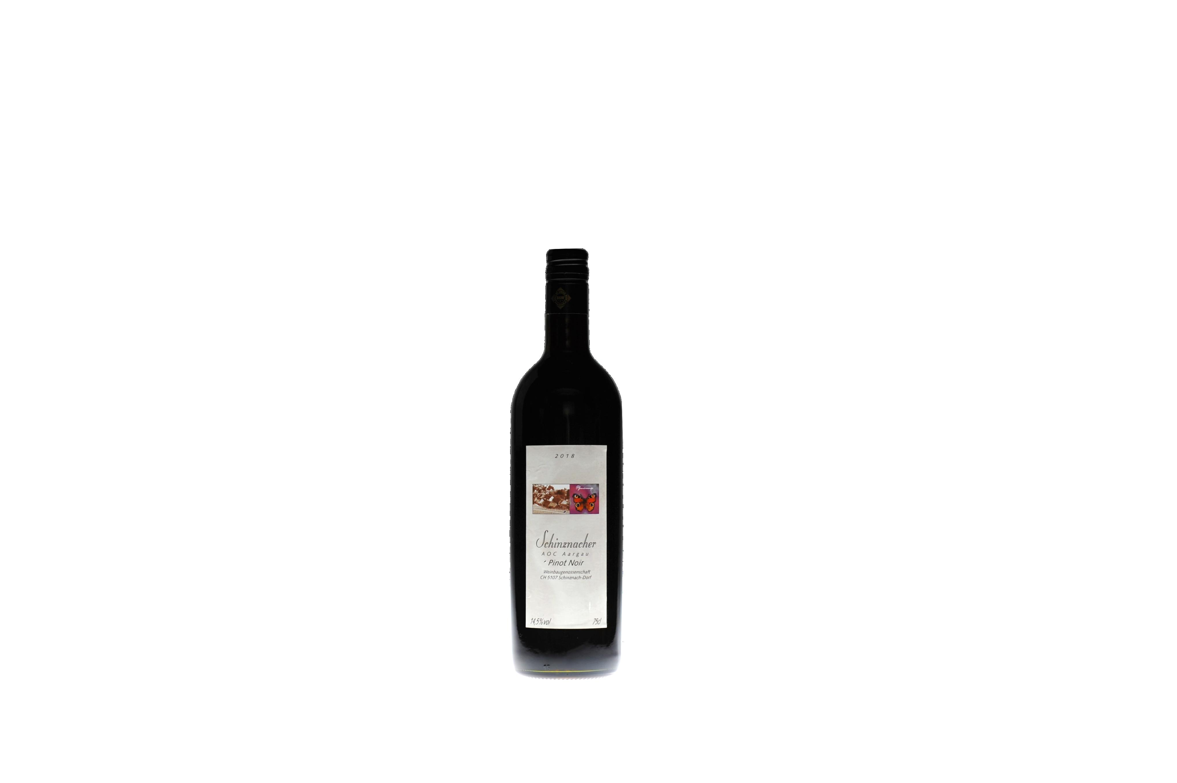 Schinznacher Pinot Noir Winzer-Wy