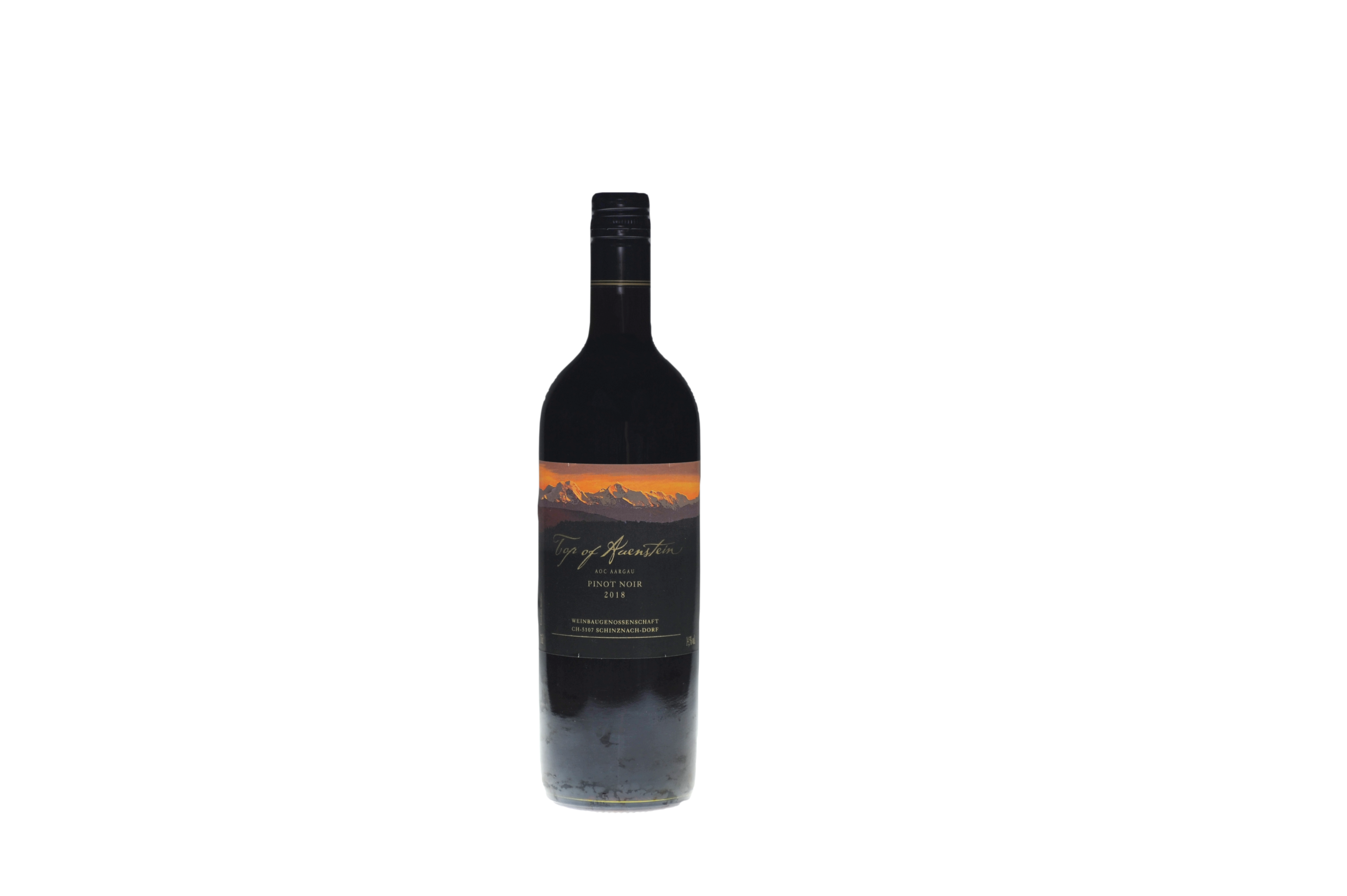 Top of Auenstein Pinot Noir Winzer-Wy