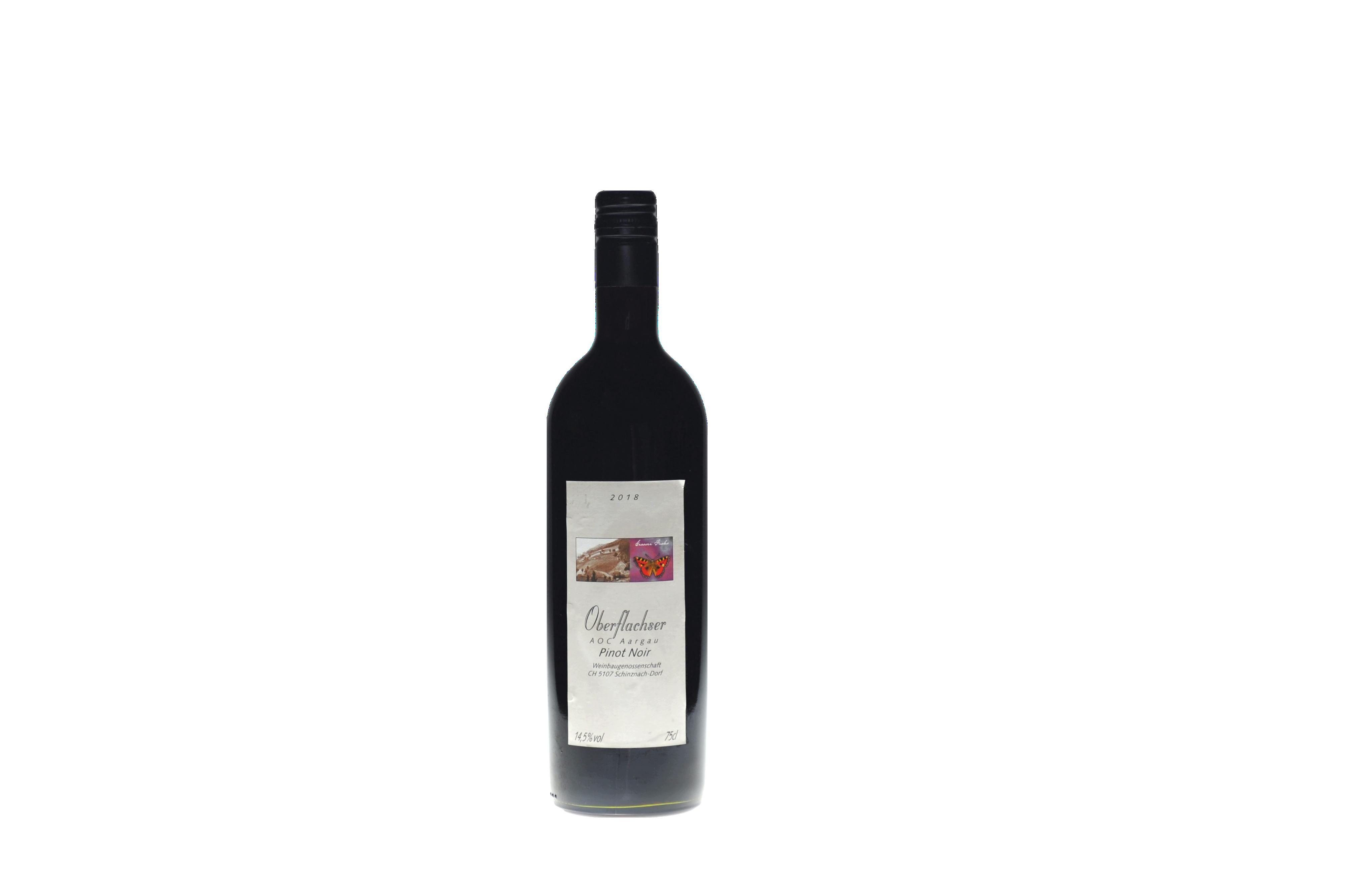 Oberflachser Pinot Noir Winzer-Wy