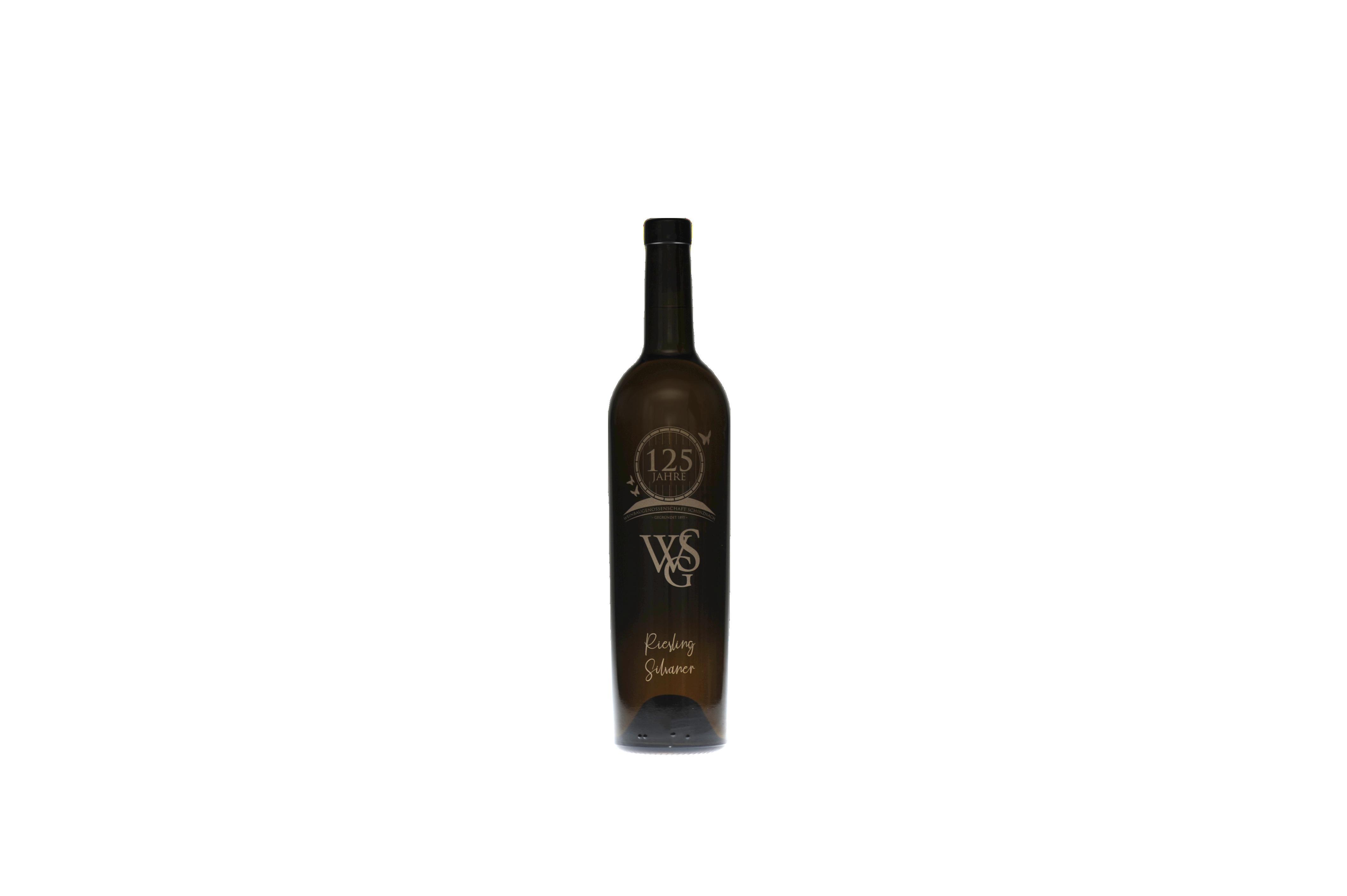 Schinznacher R-S Jubiläumswein in Holzkiste